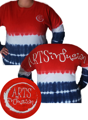 ARTS INFUSION shirt